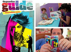 The Guide Front cover (matthewgrocott) Tags: magazine guide guardian the theguide