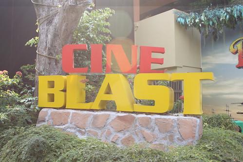 Sentosa CineBlast