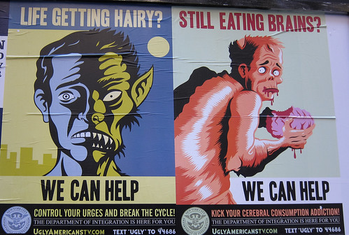 Life Getting Hairy? Still Eating Brains?