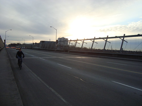 March Morning on the Prince Edward Viaduct