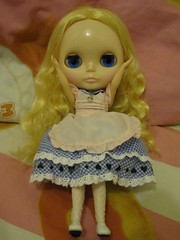 Alice in wonderland 9/9 : Am I dreaming ??