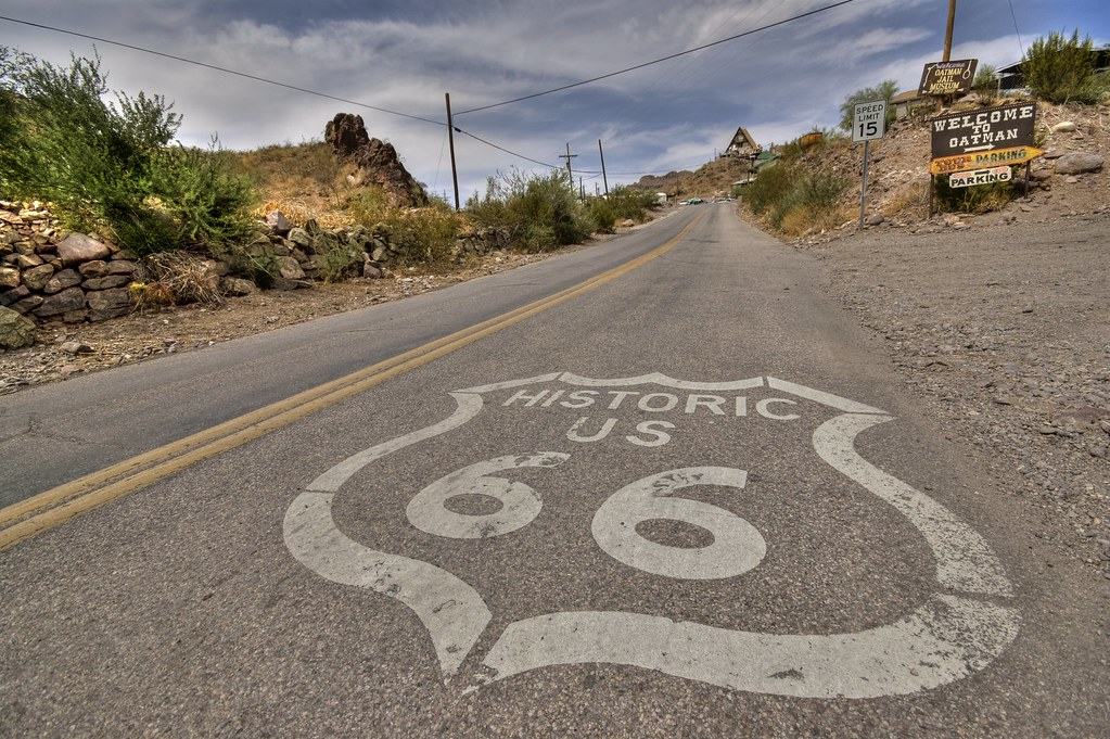 Ruta 66, Route 66. by Vvillamon, on Flickr