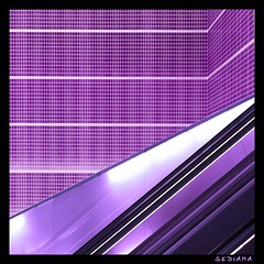 purple (sediama (break)) Tags: architecture stairs colours purple pentax interior lila interiordesign rolltreppe movingstairs abigfave k20d sediama theunforgettablepictures igp1719 bysediamaallrightsreserved