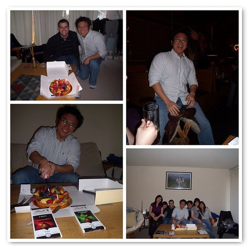 Tai Boon's Birthday
