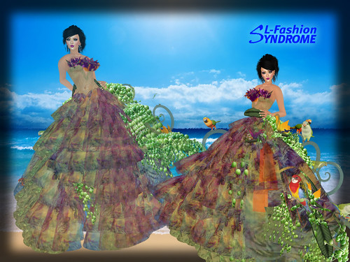 Bali-Gown by Fellini Couture 3