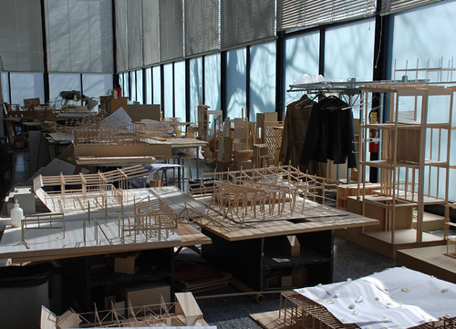 Architecture Class Projects In Crown Hall