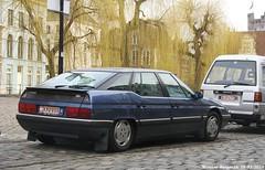Citroën XM 2.0i Turbo CT (XBXG) Tags: auto old france classic car vintage french automobile belgium belgique belgië ct citroën voiture turbo gent xm ancienne tct française lievekaai 20i citroënxm