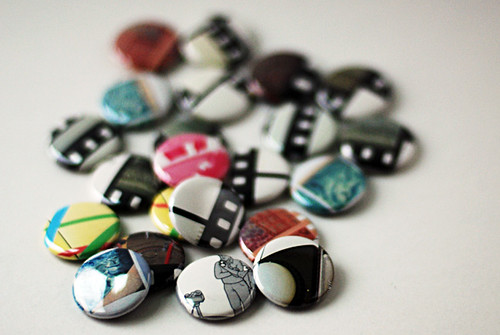 photo book buttons