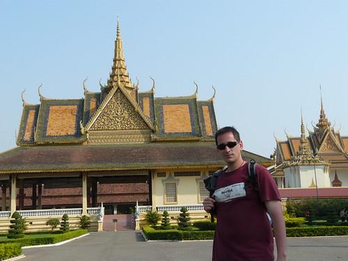 Saludos desde Phnom Penh