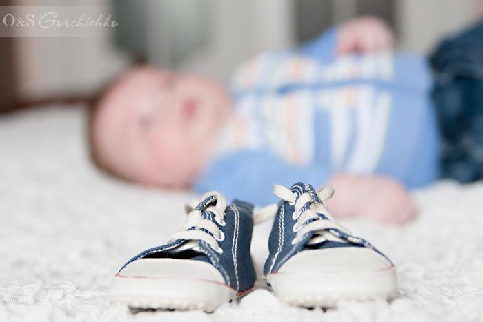 Гродно. Фотосессия младенцев. Андрюша