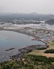 Jeju des del Seongsan