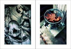 Kerepesi (szefi) Tags: sculpture cemetery canon hungary budapest szobor magyarorszg urna levl csendlet kerepesi temet kerepesitemet canon450d canonrebelxsi fiumeitisrkert srszobor
