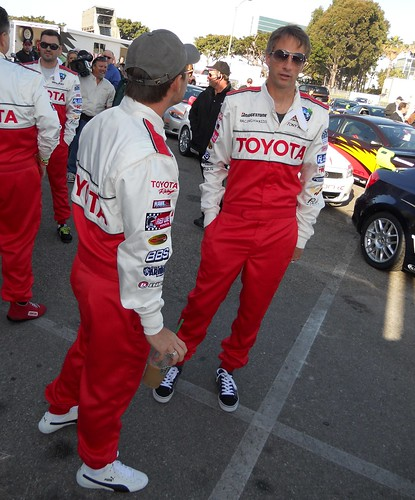 Tony Hawk, Toyota Grand Prix of Long Beach, Celeb Practice