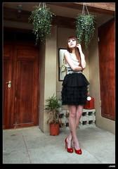 nEO_IMG__MG_5295 (c0466art) Tags: street old city light portrait baby black building girl beauty fashion canon hair model asia long pretty dress sweet outdoor name chess taiwan cage age stuff keep shooting heel taipei lovely cloth suki favor hight  c0466art