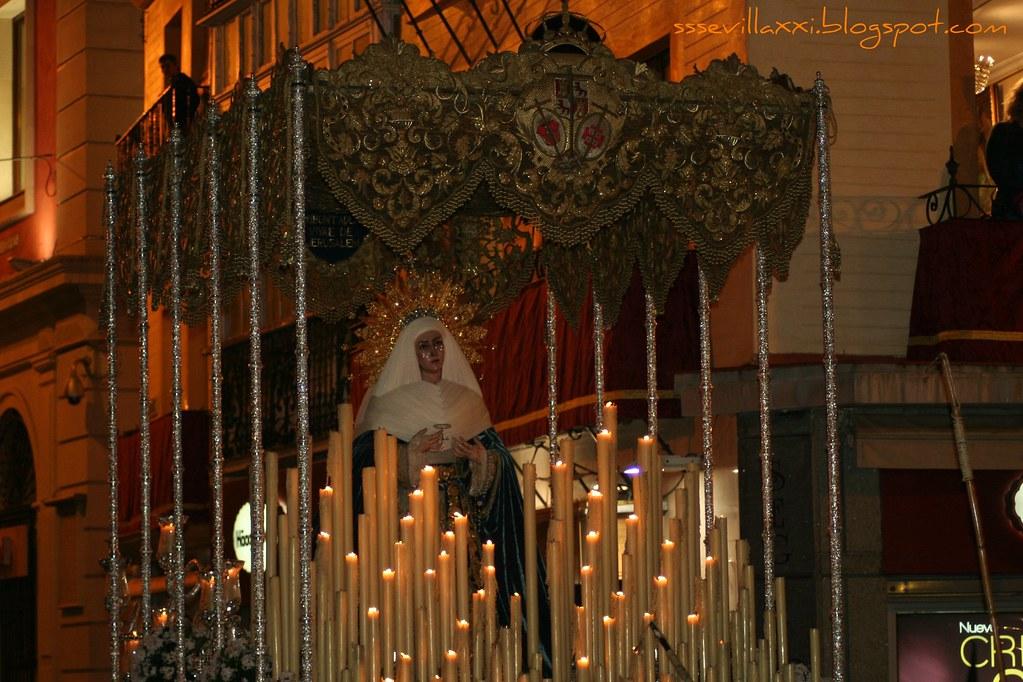 Nuestra Señora de las Aguas. Lunes Santo 2010