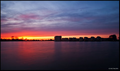 Colors of the ashes (Marcel Tuit) Tags: longexposure sunset sky holland water reflections landscape volcano lava iceland zonsondergang dusk nederland thenetherlands wideangle ashes nd dust volcanic eruption landschap schemering cokin apocalyps barendrecht reflecties groothoek nd8 platinumheartaward gaatkensplas psychocolors