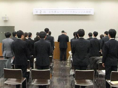 100415 入学式新入生