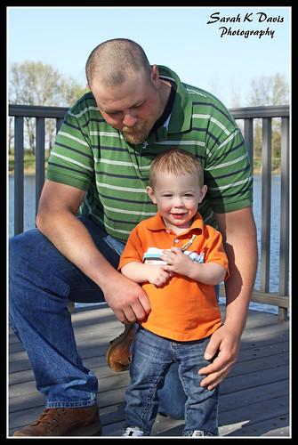 Ethan & Daddy