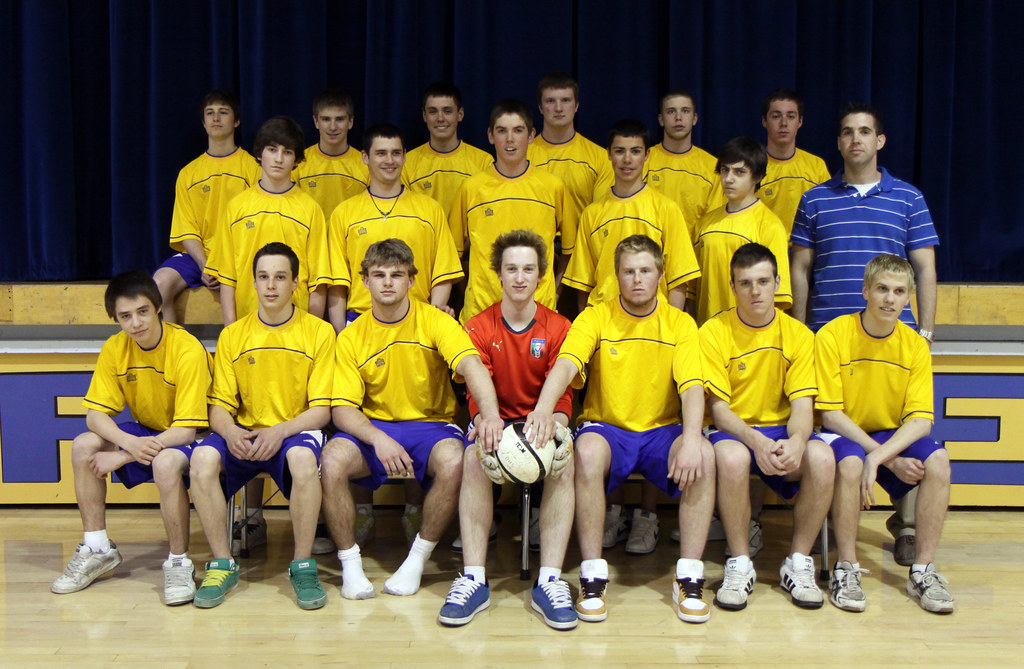 2010 Eagles Boys Soccer Team