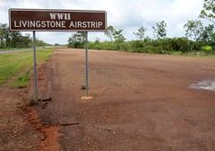 WWII Livingstone Airstrip