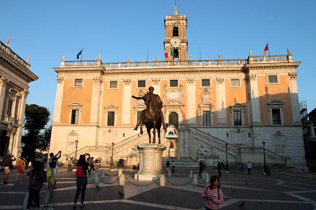 Rome. Campidoglio