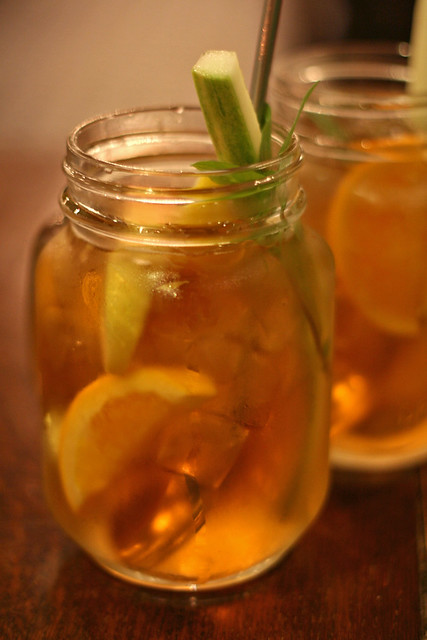 Pimms No.1 Cup - delightfullly refreshing