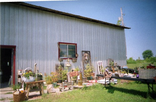 Garage Sale Barn
