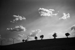Mutaciones (Leandro MA) Tags: nubes aerogeneradores ampudia canoneos40d leandroma