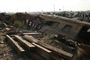Ayat Train Collision (Mohamed Ali Eddin) Tags: train egypt giza collision ayat 6thoctober