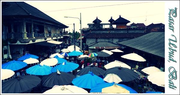 Pasar Ubud, Bali