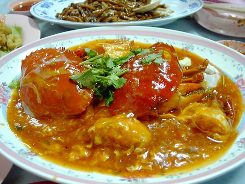 IM004291 Sweet and Sour Crabs ,甜酸螃蟹,