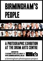 Birmingham's People flyer