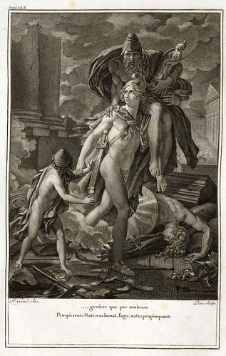 001-Publius Virgilius - Bucolica, Georgica, Et Aeneis – 1798- ©Bayerische Staatsbibliothek