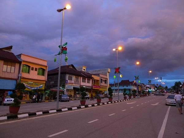 Pengkalan Hulu Town