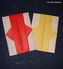Origami - Envelopes