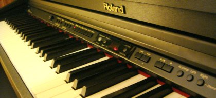 Roland Digitalpiano HP203