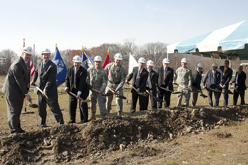 Picatinny breaks ground for incoming Naval facility