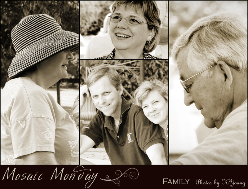 Mosaic Monday: Family
