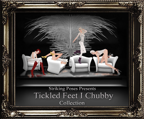 Tickled Feet I Chubby Pack