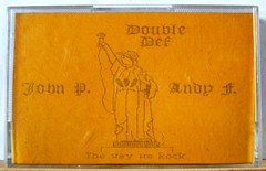 double def crew (libraryofvinyl) Tags: history boston hiphop tapes leccoslemma