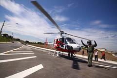 Águia no Ceu e na Terra (Bruno Fraiha) Tags: policia acidente bombeiros aguia simulado bfstudio