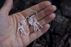 earrings bambi
