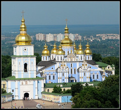 My city (julkiev) Tags: church ukraine kiev