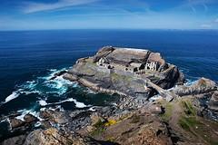 Le fort des Capucins (BreizHorizons) Tags: brest crozon capucins roscanvel gouletdebrest bretagnefinistrecrozonpresquiledecrozon pointedescapucins