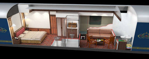 Indian Maharaja - Presidential Suite