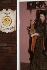 Watchmaker (Jim, the Photographer) Tags: village colonial enchanted philadephia pleasetouchmuseum