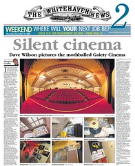 Whitehaven News - front of Section 2