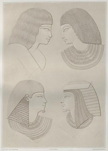 Histoire de l'art égyptien by Prisse D'Avennes, 1878 o