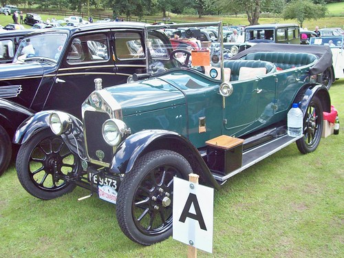 82 Wolseley E3 Tourer (1923)