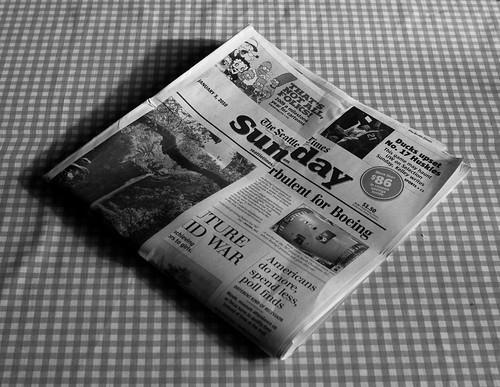 Seattle Times Sunday